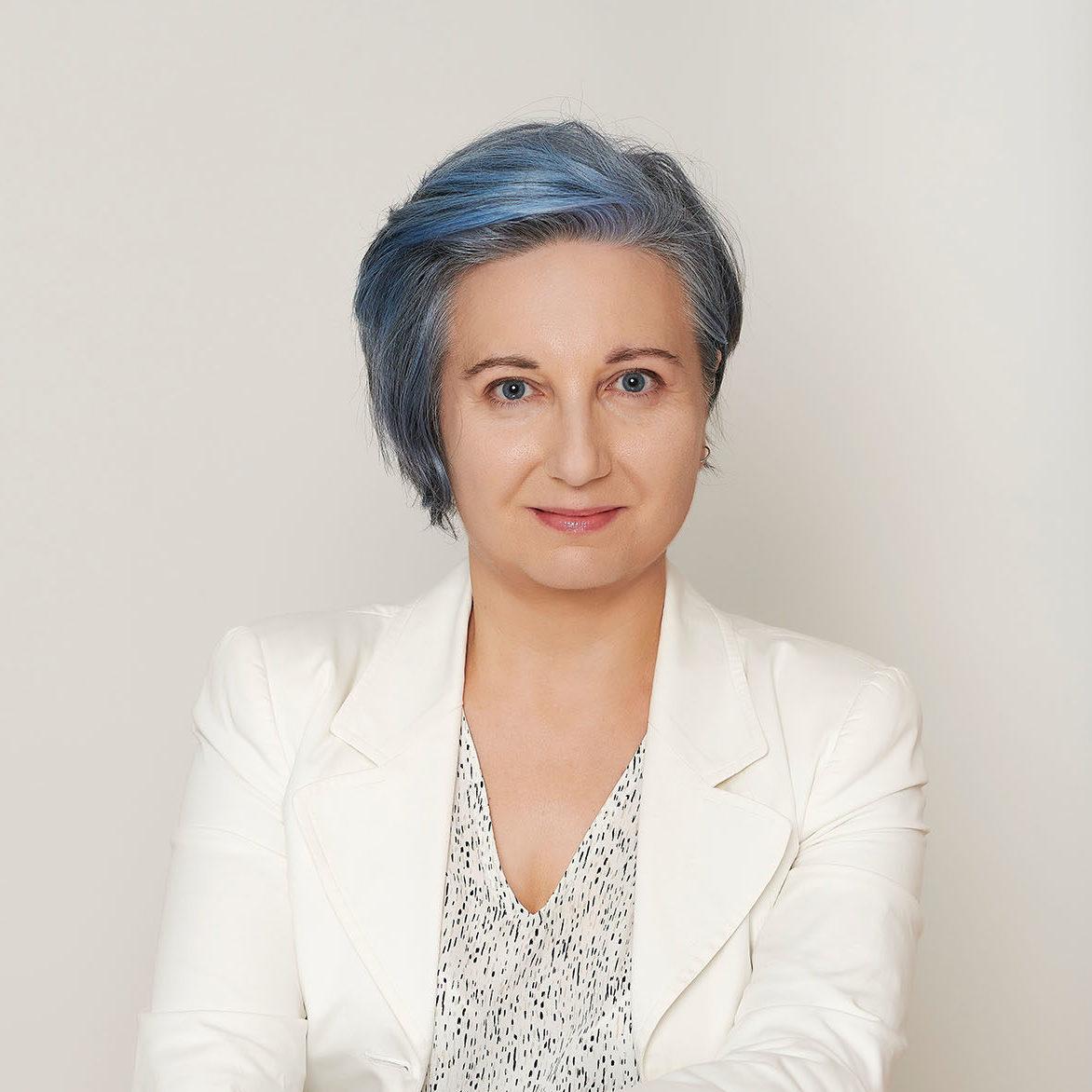dr Bogna J. Gladden-Obidzińska