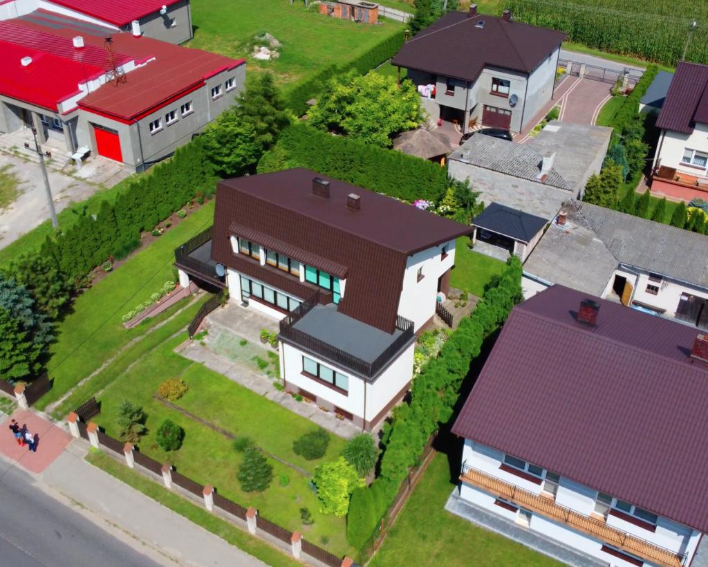 dom z góry_foto