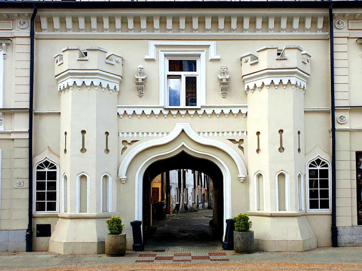 Płock Townhouse Photo © castellan.estate